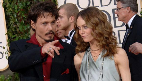 Vanessa Paradis apoya a Johnny Depp en su juicio por difamación contra The Sun. (Foto: AFP)