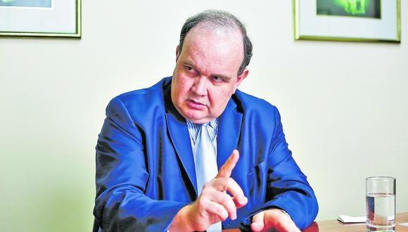 Rafael López Aliaga y su desafortunada declaración sobre la eutanasia.