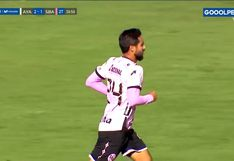 Sport Boys vs. Ayacucho FC: Uribe colocó el 1-2 con un cabezazo imposible para Rosales | VIDEO
