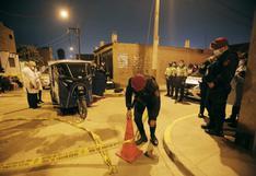 Callao: falso pasajero asesinó de cuatro tiros a un mototaxista de 19 años