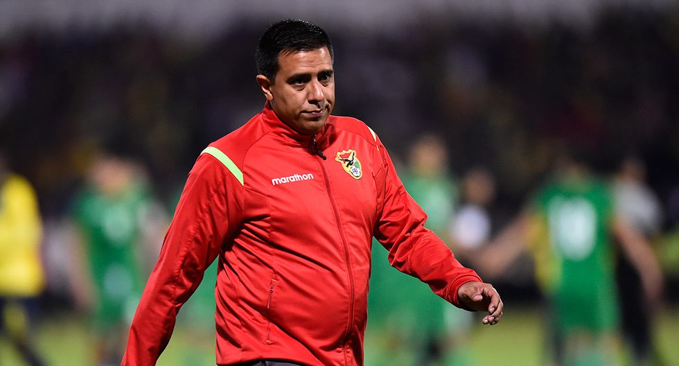 César Farías | Venezolano | Entrenador de Bolivia desde agosto del 2019. (Foto: AFP)