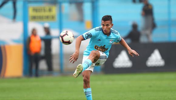 Martín Távara a un paso de llegar a Inter de Porto Alegre. (Foto: GEC)