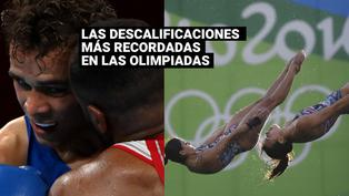 Conoce a los deportistas descalificados en las Olimpiadas