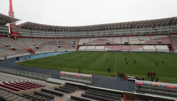 El estadio Nacional de Lima no cuenta con las medidas de seguridad para partidos, conciertos, shows y más. Foto: GEC