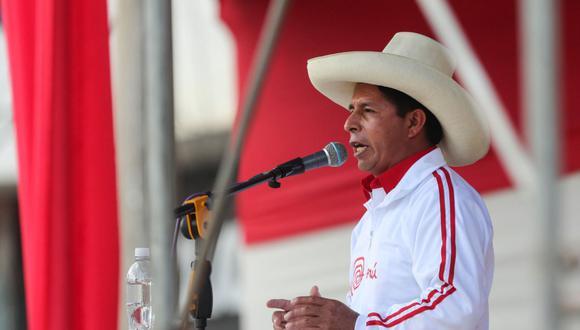 Se filtró un video donde el candidato a la presidencia confirma que liberaría a Antauro Humala si gana la segunda vuelta. (Foto: Andina)