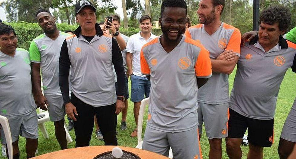 Sport Boys celebró cumpleaños de Montaño con torta y parrilla