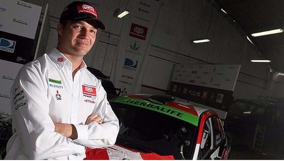 Nicolás Fuchs recorrerá el Rally Dakar 2018 en un auto alemán