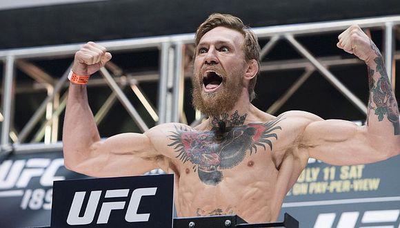 UFC: Conor McGregor vuelve al octógono en la pelea ante Khabib Nurmagomedov