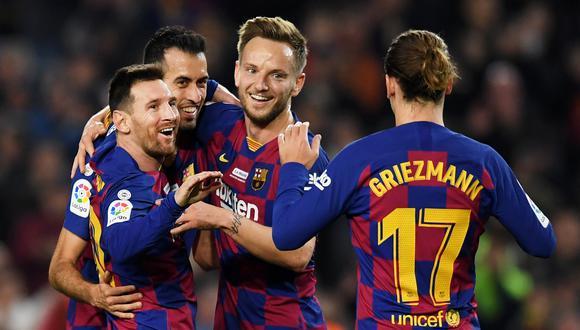Barcelona vs. Alavés EN VIVO EN DIRECTO vía DirecTV Sports por LaLiga Santander