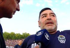 Diego Maradona reveló que rechazó propuesta de presidente de Venezuela para dirigir la 'Vinotinto' [VIDEO]
