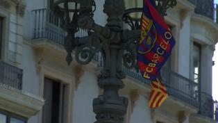 Copa del Rey: aficionados del Barcelona no celebraron el triunfo de su equipo debido a la COVID-19