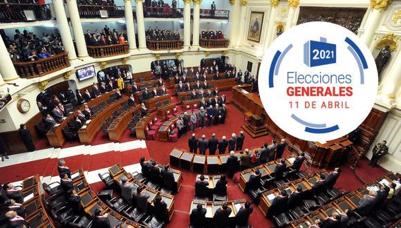 La ONPE ya va terminando con el conteo de votos y aquí te mostraremos cuáles son los congresistas que tuvieron más votos en Lima y provincias.