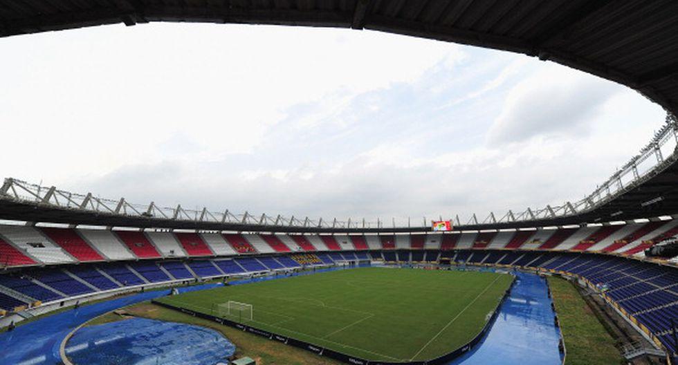 El Estadio Metropolitano de Barranquilla de Colombia. Tiene una capacidad para 50 000 personas. (FOTO: Agencias)