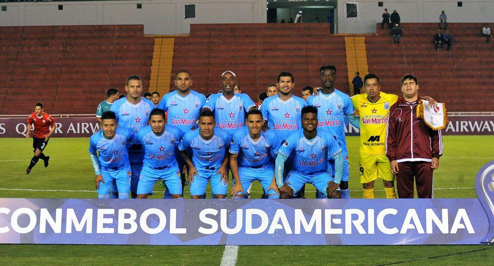 6. Club: Binacional | País: Perú | Valor: 5.73 millones de euros. (AFP)