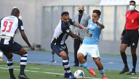 Alianza vs Cristal (Liga 1)