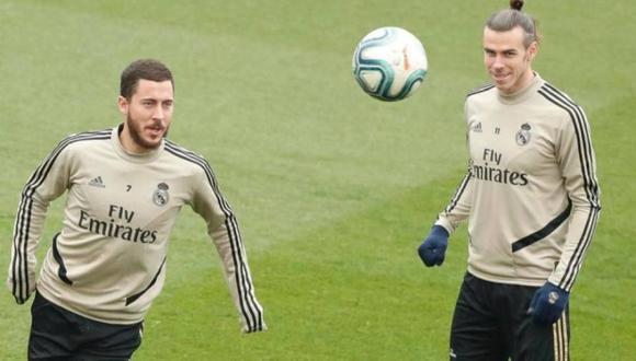 Eden Hazard cumple su segunda temporada en el Real Madrid. (Foto: EFE)
