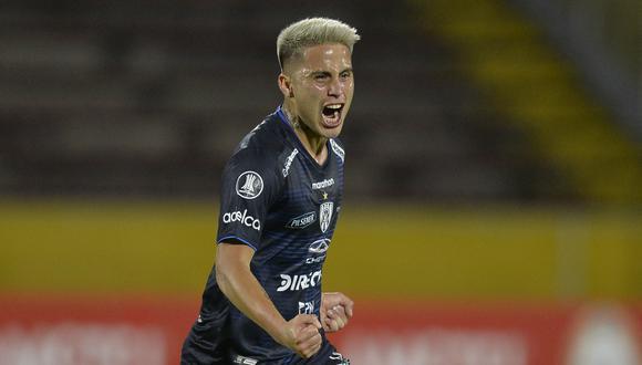 'Tití' Ortíz jugó por Sporting Cristal y San Martín en el Perú. (Foto: AFP)