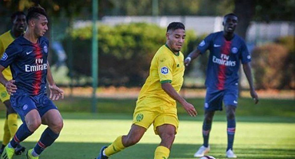 Cristian Benavente fue descartado por lesión en Nantes pero convocaron a otro peruano y es la sorpresa   FOTO