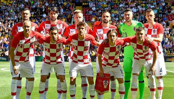 Selección de Croacia donará el dinero que ganó en Rusia a una fundación de niños