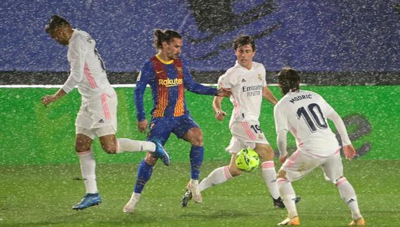 FIFPRO sale en defensa de los futbolistas frente a la creación de la Superliga europea. (Foto: AFP)