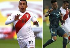 Copa América 2021: Confirman a Christian Cueva para debut de Perú ante Brasil