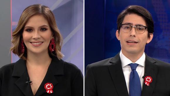 Los conductores de Cuarto Poder tuvieron una especie de discusión en donde Aleman pidió disculpas por comparar al presidente Pedro Castillo con Sebastián Salazar.