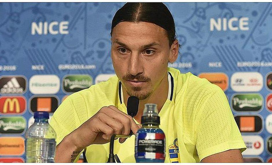 Mira el divetido sketch de Zlatan Ibrahimovic [VIDEO]