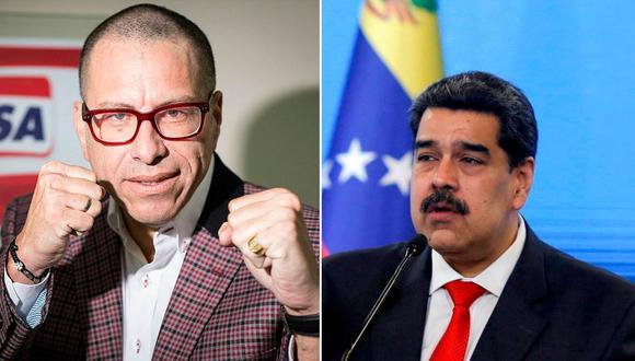 El conductor de televisión tildó de dictador al Presidente de Venezuela, e invitó a todos los venezolanos que se encuentran en nuestro país a recibirlo como se merece.