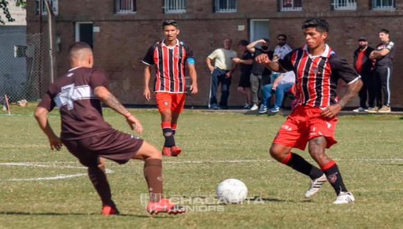 Rodrigo Gramajo tiene 19 años.