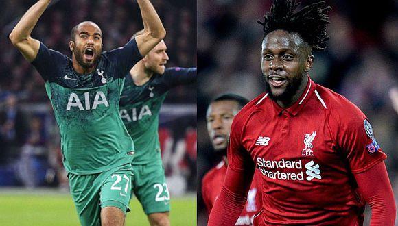 Champions League: La asombrosa coincidencia entre el milagro del Liverpool y Tottenham | FOTO