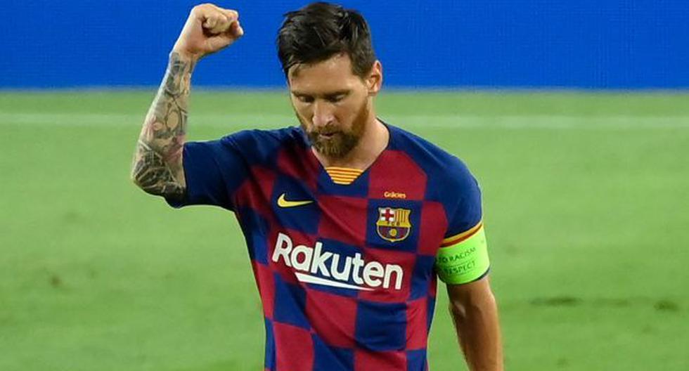 Lionel Messi seguirá como primer capitán del Barcelona tras su frustrada salida