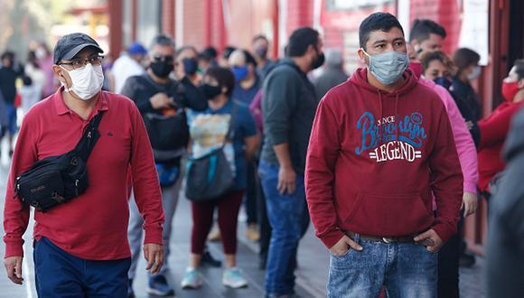 Bono Ingreso Familiar de Emergencia Universal busca ayudar a familias afectadas por la pandemia. (Getty)