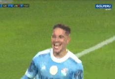 Universitario vs. Cristal: Hohberg marcó el 1-0 por la vía del penal en la Liga 1   VIDEO