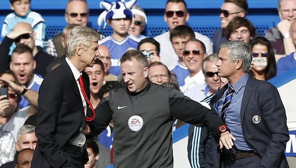 Arsenal: Arsene Wegner exige respeto a Jose Mourinho