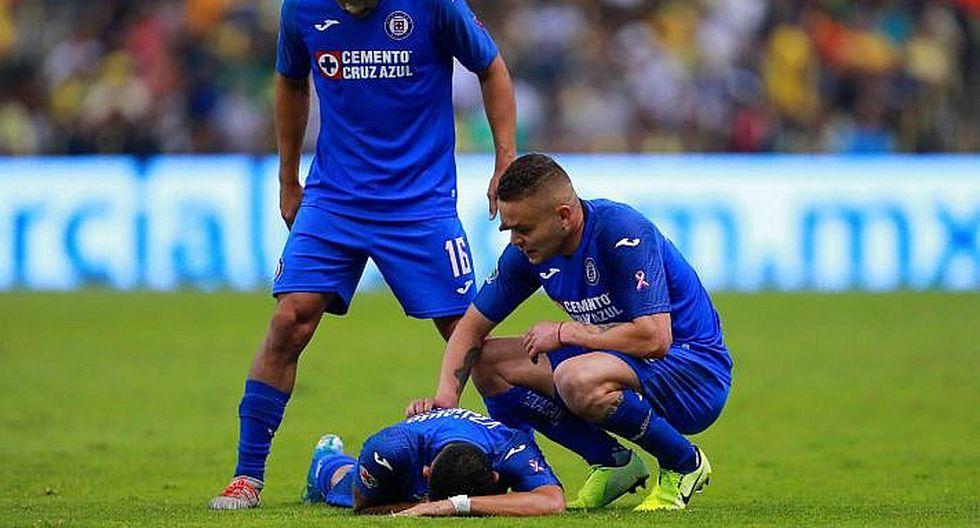 Selección peruana | Cruz Azul se pronunció respecto a la lesión de Yoshimar Yotún