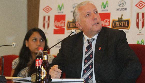 FPF tiene nuevo Secretario General