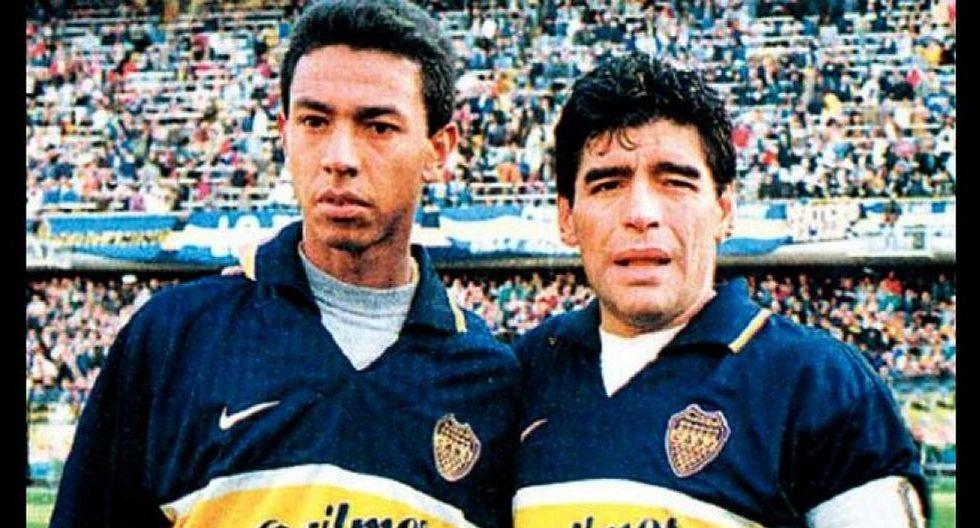 Nolberto Solano elegido en el once ideal de ex Boca Juniors en la Premier League | VIDEO