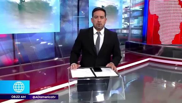 Óscar del Portal y su mensaje en redes sobre el militar separado