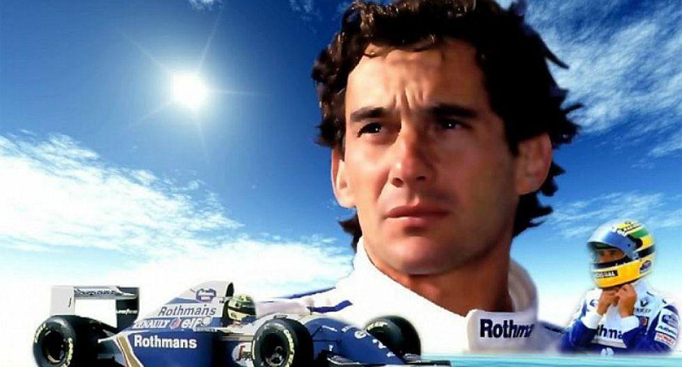 Fórmula 1: Hoy se conmemora el natalicio de Ayrton Senna (VIDEO)