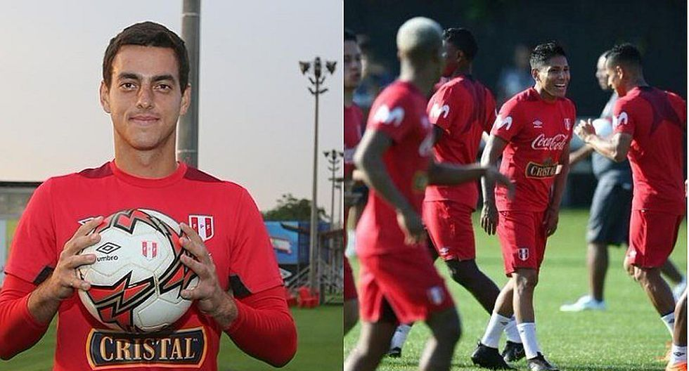 Alejandro Duarte se motiva con mensaje previo al Perú vs Croacia