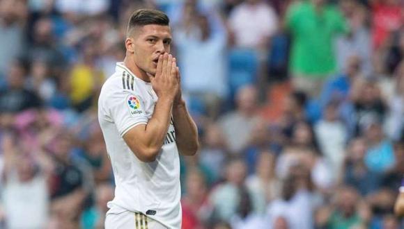 Real Madrid: Zidane habló de Luka Jovic y sus posibilidades de jugar contra Valencia por la Supercopa 2020