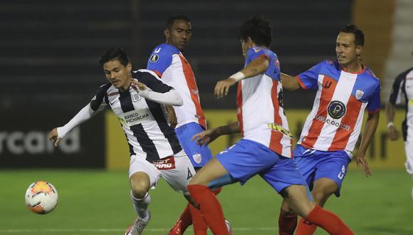 Alianza Lima vs. Estudiantes de Mérida por la Copa Libertadores