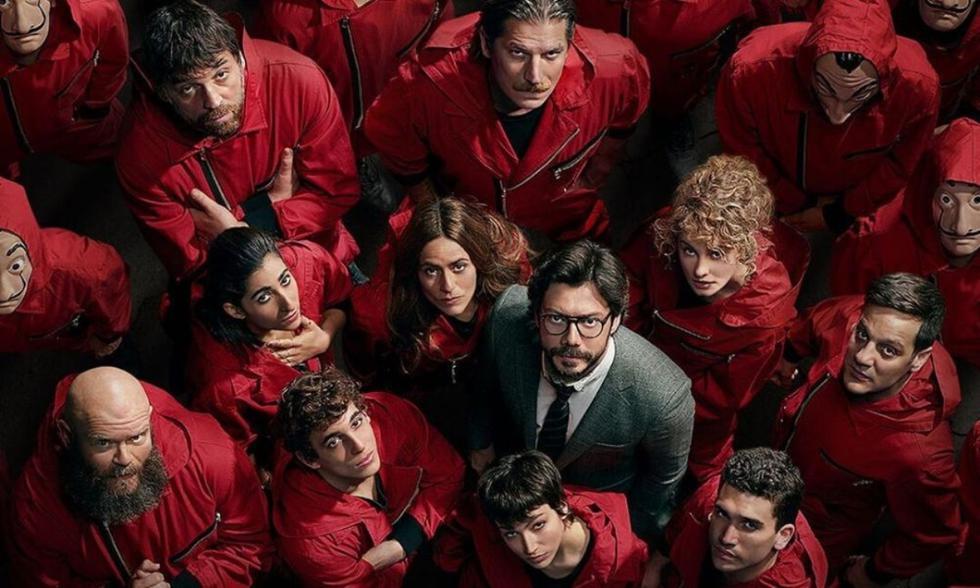 La Casa De Papel 4ta Temporada Link Aquí Para Descargar Gratis La Serie Dónde Y Cómo Ver En Netflix Aquí Gratis Para Estados Unidos En Hd La Casa De Papel
