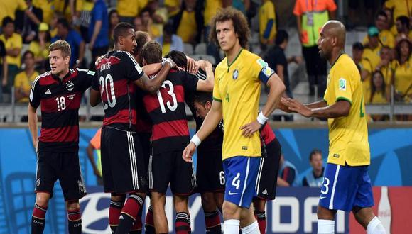 Se cumple un año de la humillante derrota de Brasil por Alemania (1-7) en el Mundial 2014