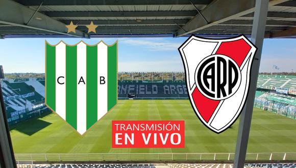 River Plate vs. Banfield se enfrentan este domingo a partir de las 14:30 por la fecha 12 de la Copa de la Liga argentina. Sigue todos los detalles aquí
