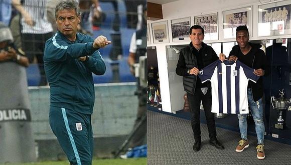 Roberto Villamarín es el nuevo jugador de Alianza Lima