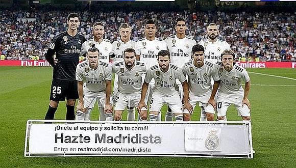 Los fichajes que llegarían al Real Madrid a mitad de año