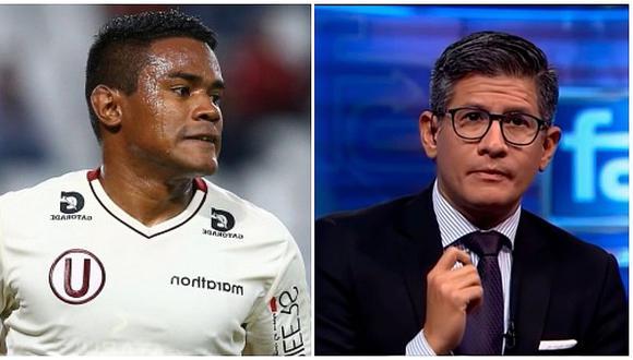 "Universitario   Erick Osores recibe fuerte mensaje de Jersson Vásquez: ""Ya nos cruzaremos""   FOTO"