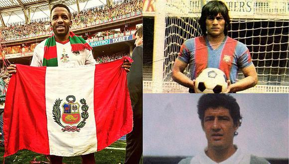 Conoce a los peruanos que también campeonaron en Europa [FOTOS]
