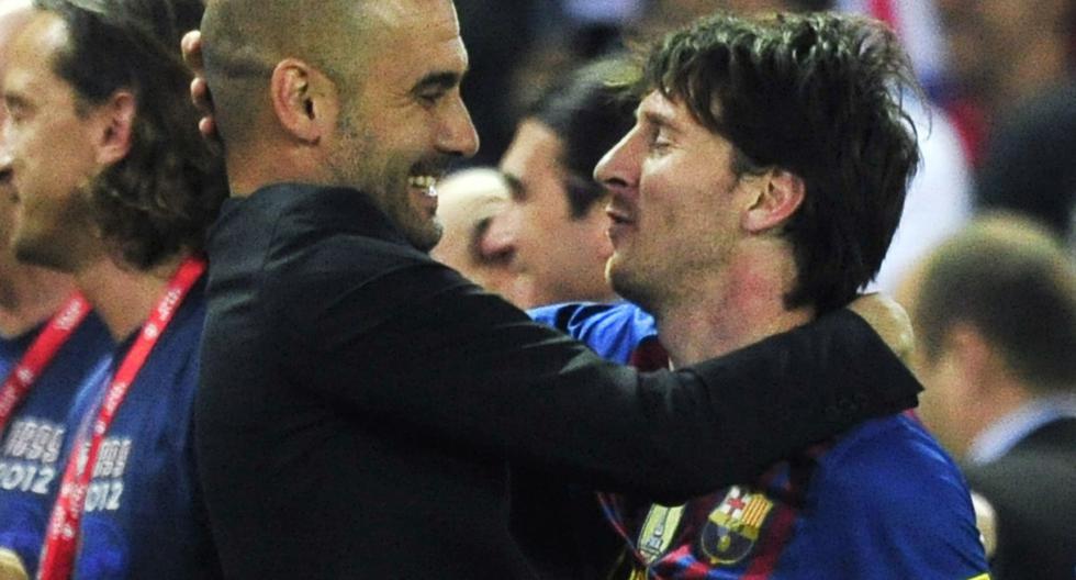 Pep Guardiola declara por primera vez luego del pase frustrado de Lionel Messi al Manchester City